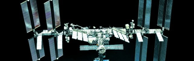Rep :   Il fascino dell'uomo nello spazio