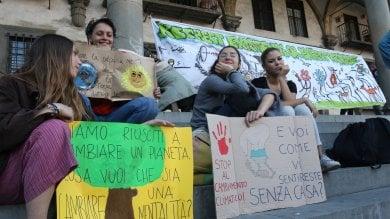 La 'verde gioventù' non si ferma, in Toscana tornano i venerdì di sciopero per il clima  ft