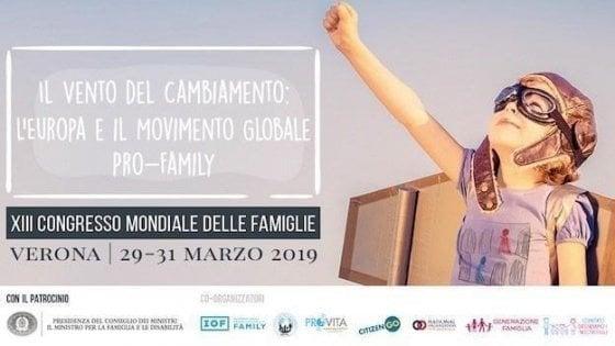 """Pisa, mozione del Comune a sostegno del congresso sulla """"famiglia tradizionale"""" a Verona"""