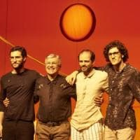 Firenze, la musica brasiliana di Veloso e la danza di Roberto Bolle invadono
