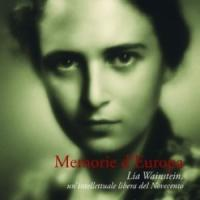 Alla Fondazione Spadolini le memorie d'Europa di Lia Wainstein