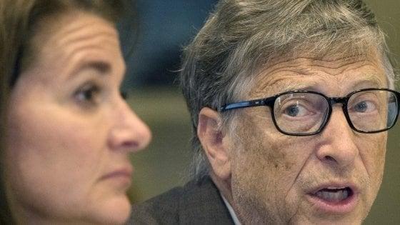 Vaccini, da Bill Gates maxi finanziamento all'Università di Siena
