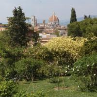 Firenze, porte aperte al Giardino delle Rose