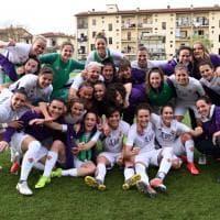 Coppa Italia, la Fiorentina Women's batte la Roma e vola in finale