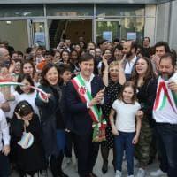 Firenze, ecco la nuova scuola Dino Compagni: inaugurati biblioteca e auditorium