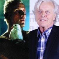 """Blade Runner sbarca a Lucca, il """"replicante"""" Rutger Hauer star del Film Festival"""