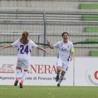 Calcio femminile: ultima partita, la Fiorentina sogna il sorpasso-scudetto