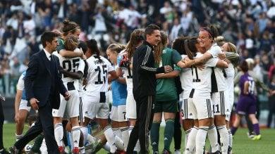 Calcio femminile: ultima partita, la Fiorentina sogna il sorpasso-scudetto in zona Cesarini sulla Juventus