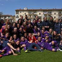 Calcio femminile: niente scudetto, ma la Fiorentina va in Champions
