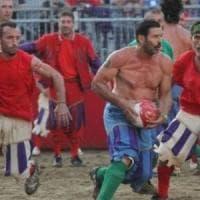 Firenze, calcio storico: ecco gli accoppiamenti delle partite