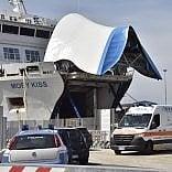 Incidente sul lavoro, muore operaio al porto di Livorno