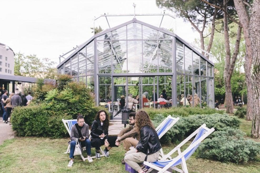 Una serra che vive tutto il giorno, a Pistoia rinasce il parco di Monteoliveto