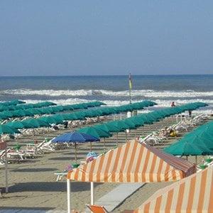 A Marina di Pietrasanta il primo stabilimento balneare aperto tutto l'anno