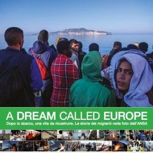 Il sogno dell'Europa attraverso gli occhi dei migranti: a Firenze la mostra fotografica