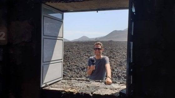"""L'ultimo saluto a David Solazzo, il cooperante morto a Capo Verde. Il padre: """"Non dimenticherò mai le sue ultime parole"""""""