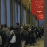 Firenze, record di presenze agli Uffizi nella