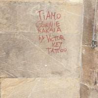 Firenze, denunciato il writer