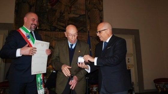 Montelupo, è morto a 97 anni il partigiano Ugo Morchi