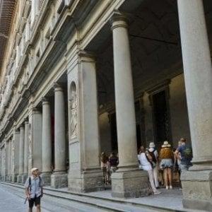 Firenze, si guasta un ascensore agli Uffizi: in 15 bloccati per 40 minuti
