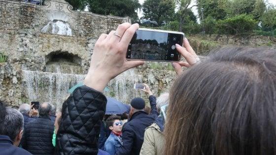 Firenze, giochi d'acqua e eventi per i bambini: sabato la festa per il restauro delle Rampe del Poggi