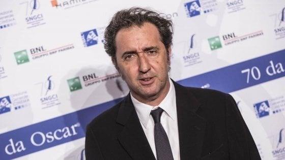 Fiesole, premio maestro del cinema a Paolo Sorrentino