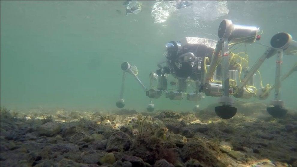 Livorno, per la prima volta in mare il robot mangiaplastica Galleria fotografica