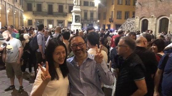 """Teresa Lin e Marco Wong, primi consiglieri comunali cinesi a Prato: """"Siamo i ponti dell'integrazione"""""""