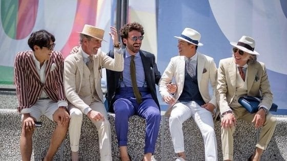 Italias Got Talent Vasca Da Bagno.The Excitement Of Pitti Uomo 96 Cannes A Firenze Repubblica It
