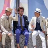 The Excitement of Pitti Uomo 96 & 'Cannes a Firenze'