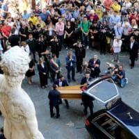 Zeffirelli, l'omaggio di Firenze al Maestro