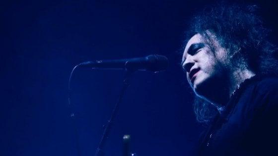The Cure a Firenze Rocks, le voci di dentro che non muoiono
