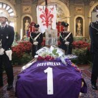 Franco Zeffirelli, a Firenze l'ultimo saluto in Duomo