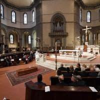 """Franco Zeffirelli, a Firenze l'ultimo saluto. Nardella: """"Sviluppare la Fondazione nel suo..."""