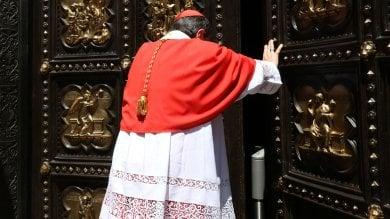 Inaugurata la replica porta della porta sud del Battistero di Firenze   foto