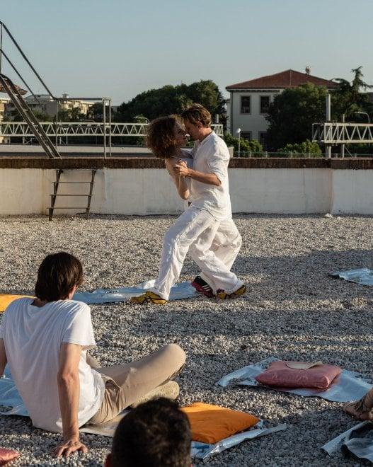Firenze dall'alto: performance e spettacoli sui tetti