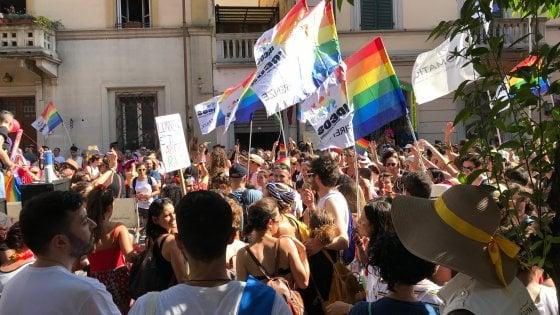 """Toscana Pride, in 20mila sfilano a Pisa: """"Festeggiare qui è una rivendicazione"""""""