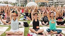 A luglio 3 lezioni   di yoga per i malati di Sla    foto