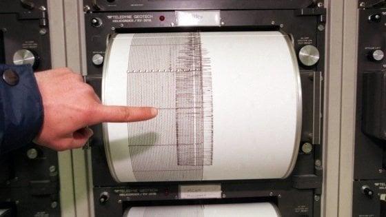 Terremoto, scossa di 2,7 nel Senese