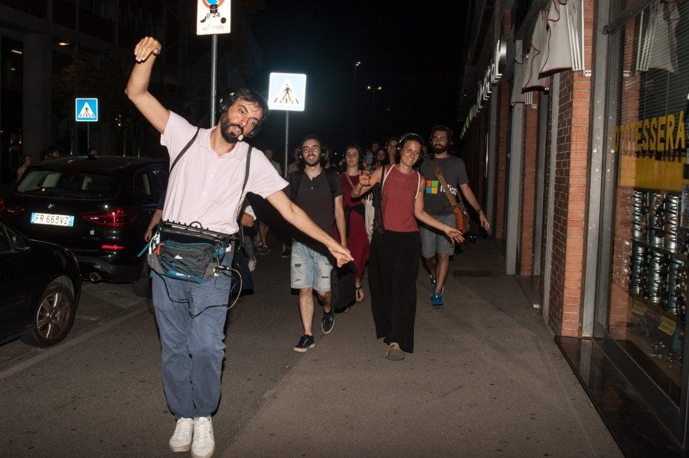 """Firenze, a Rifredi torna """"Walking thèrapie"""" e dal tram dilaga nelle strade del centro"""