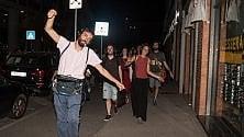 """Torna """"Walking thèrapie"""" e dal tram dilaga nelle strade del centro"""