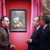 Dopo 75 anni è tornato a Firenze il quadro rubato durante l'occupazione