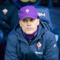 Fiorentina, Montella prepara la sfida all'Arsenal aspettando il mercato