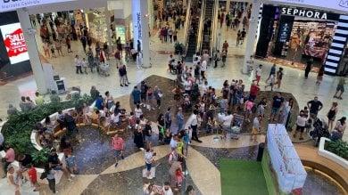 Saldi e caldo: il rifugio è al centro commerciale