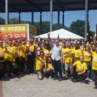 Firenze, assunti 200 riders. Nardella: