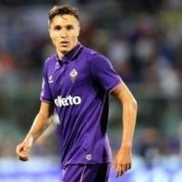 Fiorentina, arriva l'ora di Chiesa. Mercoledì in campo contro il Benfica