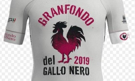 Granfondo del Gallo Nero, si corre il 22 settembre con una maglia speciale