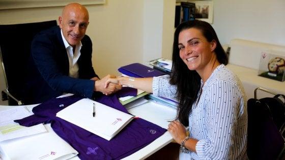 """Fiorentina Women's, la scelta di cuore di Alia Guagni: """"No ai soldi del Real Madrid, Firenze è casa mia"""""""