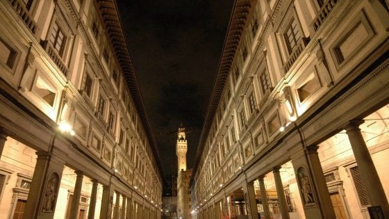 Firenze Record Di Visitatori Per Le Aperture Serali Agli