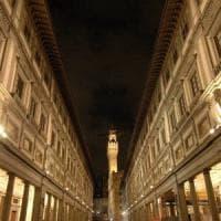 Firenze, record di visitatori per le aperture serali agli Uffizi