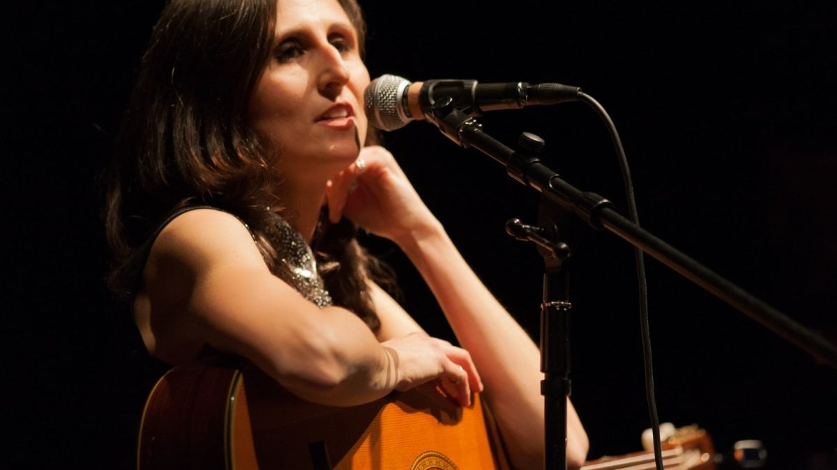 Firenze, stasera Letizia Fuochi canta De André